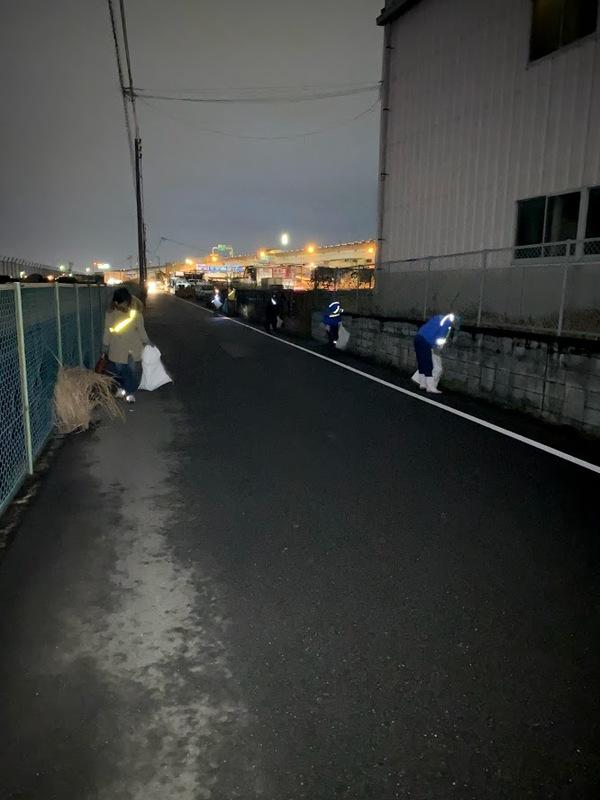 第21回「福岡空港ミリオン清掃」